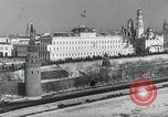 Image of Kremlin during Cuban Crisis Moscow Russia Soviet Union, 1962, second 7 stock footage video 65675025263