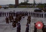 Image of Air Force band prepares for arrival of Major Cooper Washington DC USA, 1963, second 10 stock footage video 65675025269