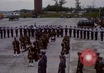Image of Air Force band prepares for arrival of Major Cooper Washington DC USA, 1963, second 12 stock footage video 65675025269