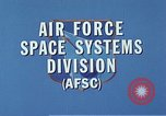 Image of Man-Rated Launch Vehicles for the Gemini program United States USA, 1967, second 12 stock footage video 65675025280