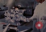 Image of Production line activities of Gemini space vehicle United States USA, 1967, second 2 stock footage video 65675025282