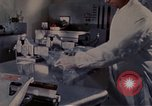Image of Production line activities of Gemini space vehicle United States USA, 1967, second 3 stock footage video 65675025282