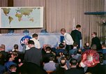 Image of Mercury Spacecraft 16 MA-8 press conference Houston Texas USA, 1962, second 12 stock footage video 65675025287