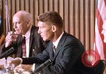 Image of Walter Schirra addresses Mercury press conference Houston Texas USA, 1962, second 1 stock footage video 65675025288