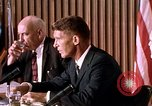 Image of Walter Schirra addresses Mercury press conference Houston Texas USA, 1962, second 2 stock footage video 65675025288
