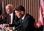 Image of Walter Schirra addresses Mercury press conference Houston Texas USA, 1962, second 4 stock footage video 65675025288