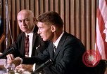 Image of Walter Schirra addresses Mercury press conference Houston Texas USA, 1962, second 6 stock footage video 65675025288