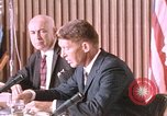 Image of Walter Schirra addresses Mercury press conference Houston Texas USA, 1962, second 8 stock footage video 65675025288