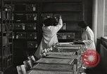 Image of Importance of American women as workers New York United States USA, 1950, second 11 stock footage video 65675025323