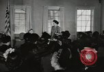 Image of Women voters United States USA, 1940, second 6 stock footage video 65675025324