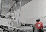 Image of Caprioni heavy bomber is displayed and takes off United States USA, 1919, second 8 stock footage video 65675025326