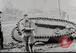 Image of Ford 3 ton M1918 light tank overturned during testing Michigan United States USA, 1918, second 6 stock footage video 65675025330