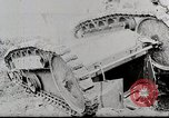 Image of Ford 3 ton M1918 light tank overturned during testing Michigan United States USA, 1918, second 7 stock footage video 65675025330