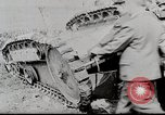 Image of Ford 3 ton M1918 light tank overturned during testing Michigan United States USA, 1918, second 9 stock footage video 65675025330