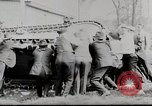 Image of Ford 3 ton M1918 light tank overturned during testing Michigan United States USA, 1918, second 12 stock footage video 65675025330