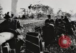 Image of Formation of Fordson tractors plowing a field United States USA, 1919, second 2 stock footage video 65675025331