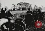 Image of Formation of Fordson tractors plowing a field United States USA, 1919, second 3 stock footage video 65675025331