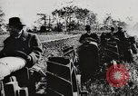 Image of Formation of Fordson tractors plowing a field United States USA, 1919, second 5 stock footage video 65675025331