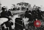 Image of Formation of Fordson tractors plowing a field United States USA, 1919, second 9 stock footage video 65675025331