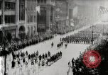 Image of American troops parade on 5th Avenue in New York City New York United States USA, 1919, second 7 stock footage video 65675025332