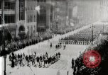 Image of American troops parade on 5th Avenue in New York City New York United States USA, 1919, second 8 stock footage video 65675025332