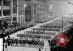 Image of American troops parade on 5th Avenue in New York City New York United States USA, 1919, second 9 stock footage video 65675025332
