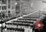 Image of American troops parade on 5th Avenue in New York City New York United States USA, 1919, second 12 stock footage video 65675025332