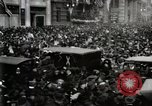Image of State funeral for U.S. Unknown Soldier of  World War I United States USA, 1918, second 9 stock footage video 65675025335