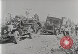 Image of Fire Truck pulls a Firestone tire truck out of ditch United Kingdom, 1920, second 3 stock footage video 65675025337