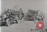 Image of Fire Truck pulls a Firestone tire truck out of ditch United Kingdom, 1920, second 4 stock footage video 65675025337