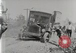 Image of Fire Truck pulls a Firestone tire truck out of ditch United Kingdom, 1920, second 9 stock footage video 65675025337