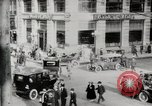 Image of Early traffic controls for vehicles and pedestrians in American Cities United States USA, 1925, second 8 stock footage video 65675025348