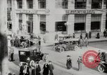 Image of Early traffic controls for vehicles and pedestrians in American Cities United States USA, 1925, second 10 stock footage video 65675025348