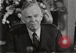 Image of George C Marshal Washington DC USA, 1947, second 8 stock footage video 65675025350