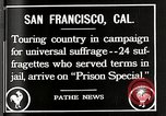 Image of Women suffragettes San Francisco California USA, 1918, second 5 stock footage video 65675025351