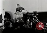 Image of Amelia Earhart Putnam Londonderry Ireland, 1932, second 4 stock footage video 65675025355