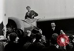 Image of Amelia Earhart Putnam Londonderry Ireland, 1932, second 5 stock footage video 65675025355