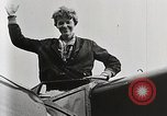 Image of Amelia Earhart Putnam Londonderry Ireland, 1932, second 6 stock footage video 65675025355