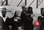 Image of Martin Johnson and Osa Johnson United States USA, 1932, second 6 stock footage video 65675025356