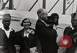 Image of Martin Johnson and Osa Johnson United States USA, 1932, second 10 stock footage video 65675025356