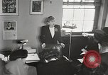 Image of Clare Boothe Luce Washington DC USA, 1950, second 6 stock footage video 65675025357