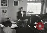 Image of Clare Boothe Luce Washington DC USA, 1950, second 7 stock footage video 65675025357