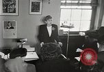 Image of Clare Boothe Luce Washington DC USA, 1950, second 8 stock footage video 65675025357