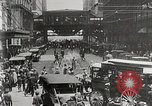 Image of Union Square United States USA, 1915, second 6 stock footage video 65675025360