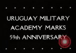 Image of Uruguay Military Academy Montevideo Uruguay, 1944, second 5 stock footage video 65675025363