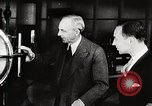 Image of Henry Ford and son United States USA, 1924, second 4 stock footage video 65675025383