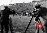 Image of camera men using hand cranked motion picture cameras United States USA, 1924, second 2 stock footage video 65675025384