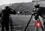 Image of camera men using hand cranked motion picture cameras United States USA, 1924, second 3 stock footage video 65675025384