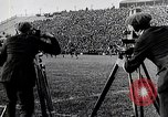 Image of camera men using hand cranked motion picture cameras United States USA, 1924, second 4 stock footage video 65675025384