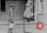 Image of Young woman pumping water United States USA, 1915, second 9 stock footage video 65675025390